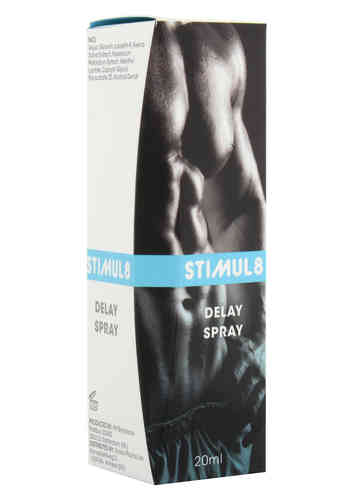 Stimul8 Delay Spray 20 ml