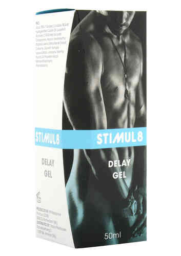 Stimul8 Delay Gel 50 ml
