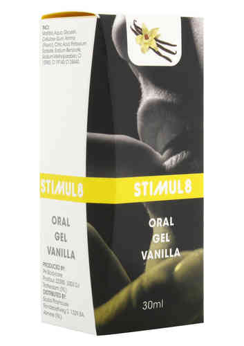 Stimul8 Oral Gel 30 ml