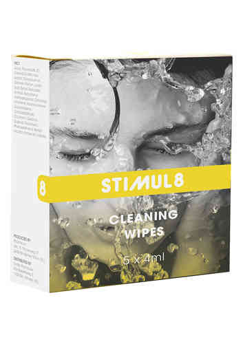 Stimul8 Wipes Cleaning Toys 5 Stück